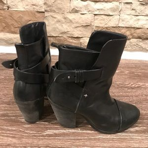 Used Rag and Bone Boots Size 38
